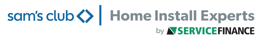 Sams Club Home Install Experts by Service Finance